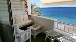 Apartment sea front for sale Playa den Bossa