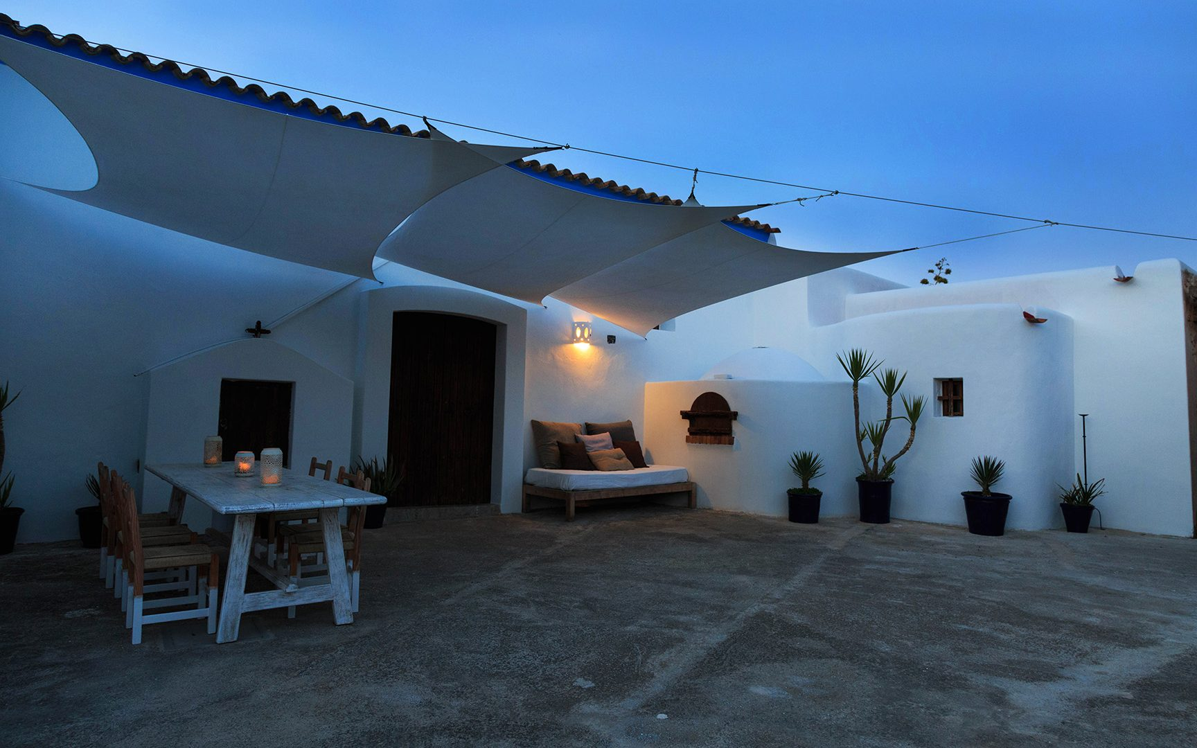 5 bedroom house in Jesús vacational rental