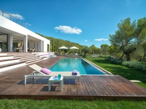 Km4 modern villa for sale
