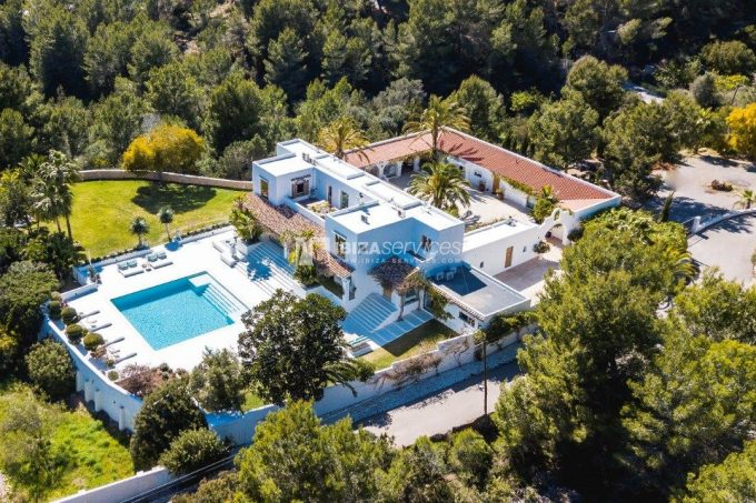 Km 4 Amazing Villa ibiza summer rental