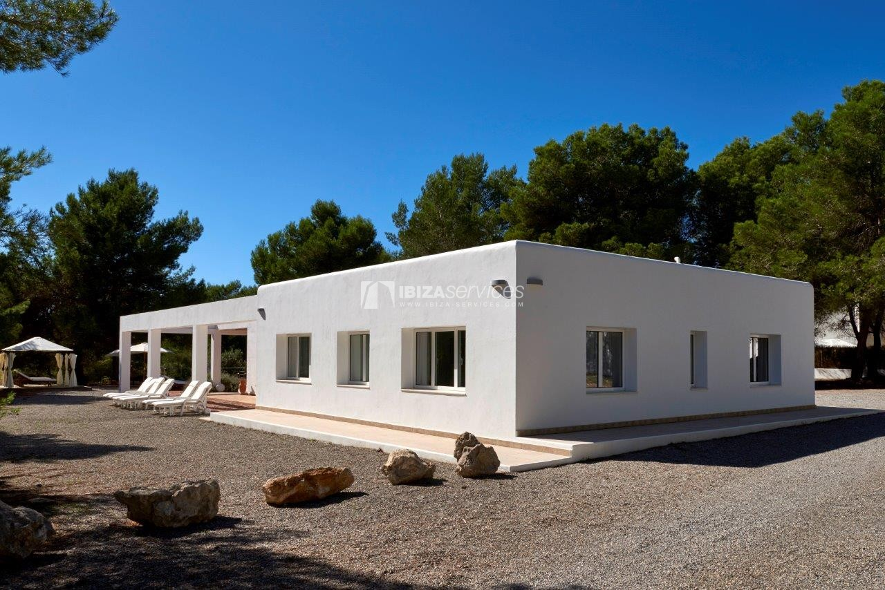 Holiday rental Cala Jondal charming villa for rent perspectiva 55