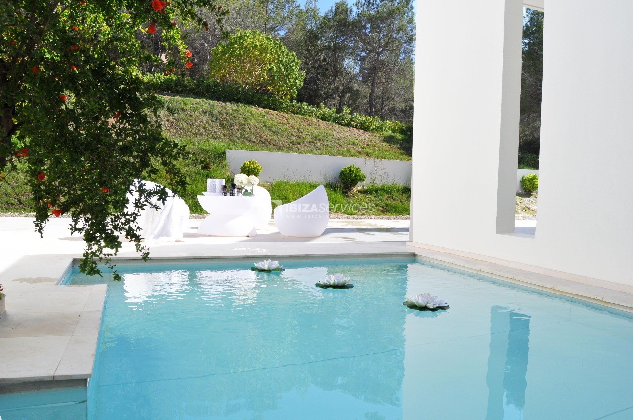 Luxury 8 bedrooms Ibiza villa Elisabeth to rent perspectiva 67