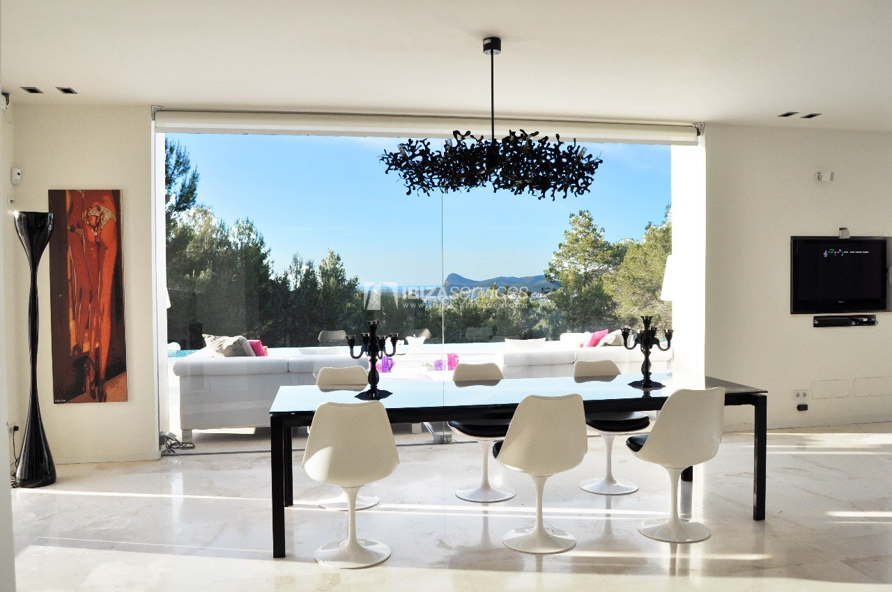 Luxury 8 bedrooms Ibiza villa Elisabeth to rent perspectiva 69