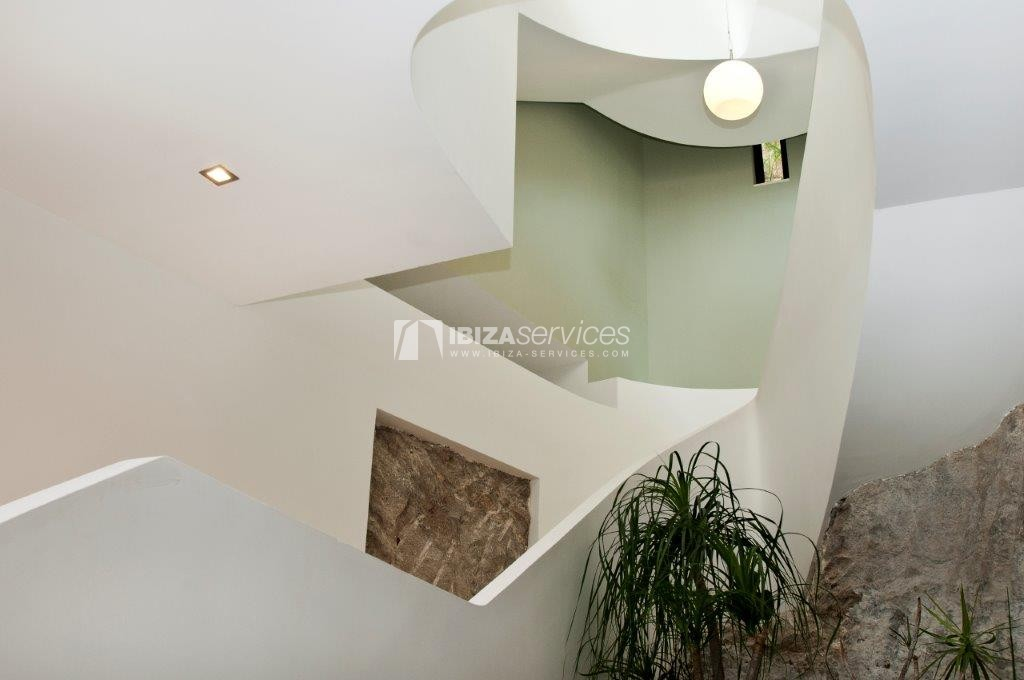 Can pep simó  villa to rent with amazing view perspectiva 1