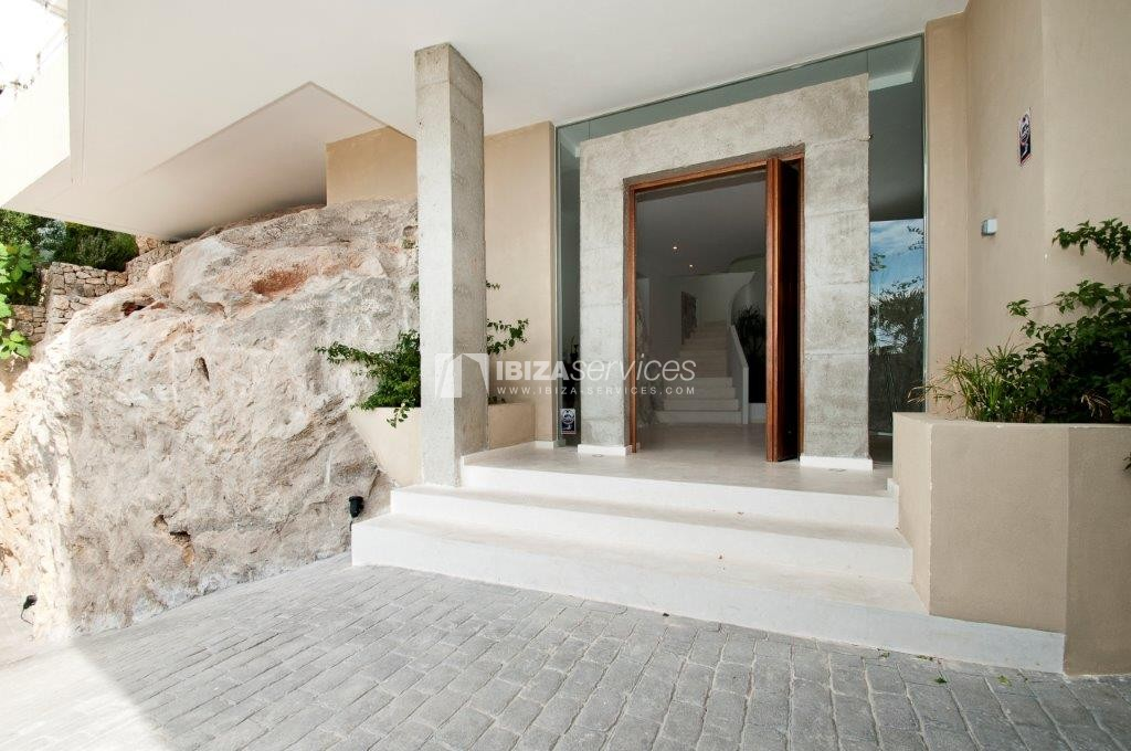 Can pep simó  villa to rent with amazing view perspectiva 2