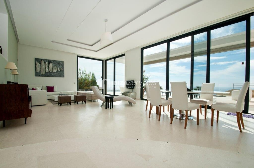 Can pep simó  villa to rent with amazing view perspectiva 3
