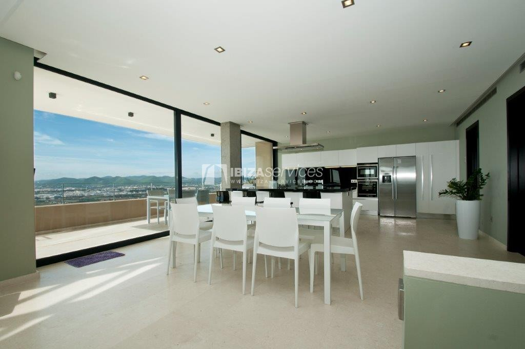 Can pep simó  villa to rent with amazing view perspectiva 7