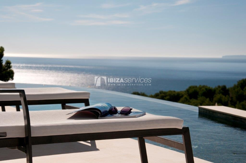 Can pep simó  villa to rent with amazing view perspectiva 20