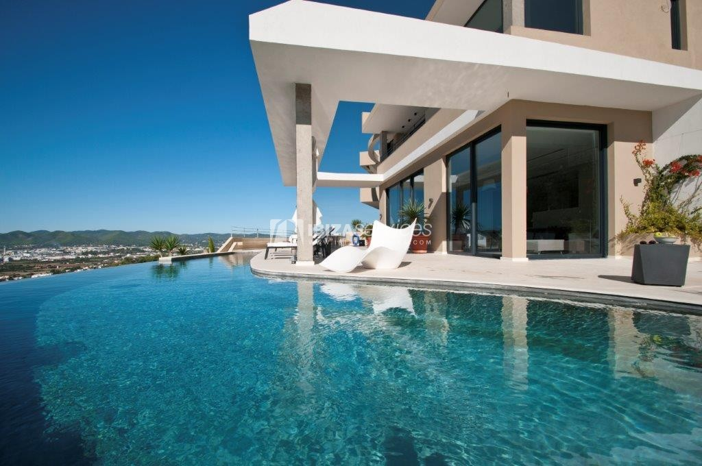 Can pep simó villa to rent with amazing view