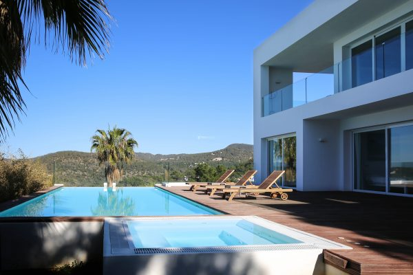 Beautifull Sea View Villa Cala Moli 2