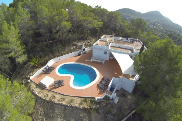 Charming Villa with sea views close to Sant Augustin