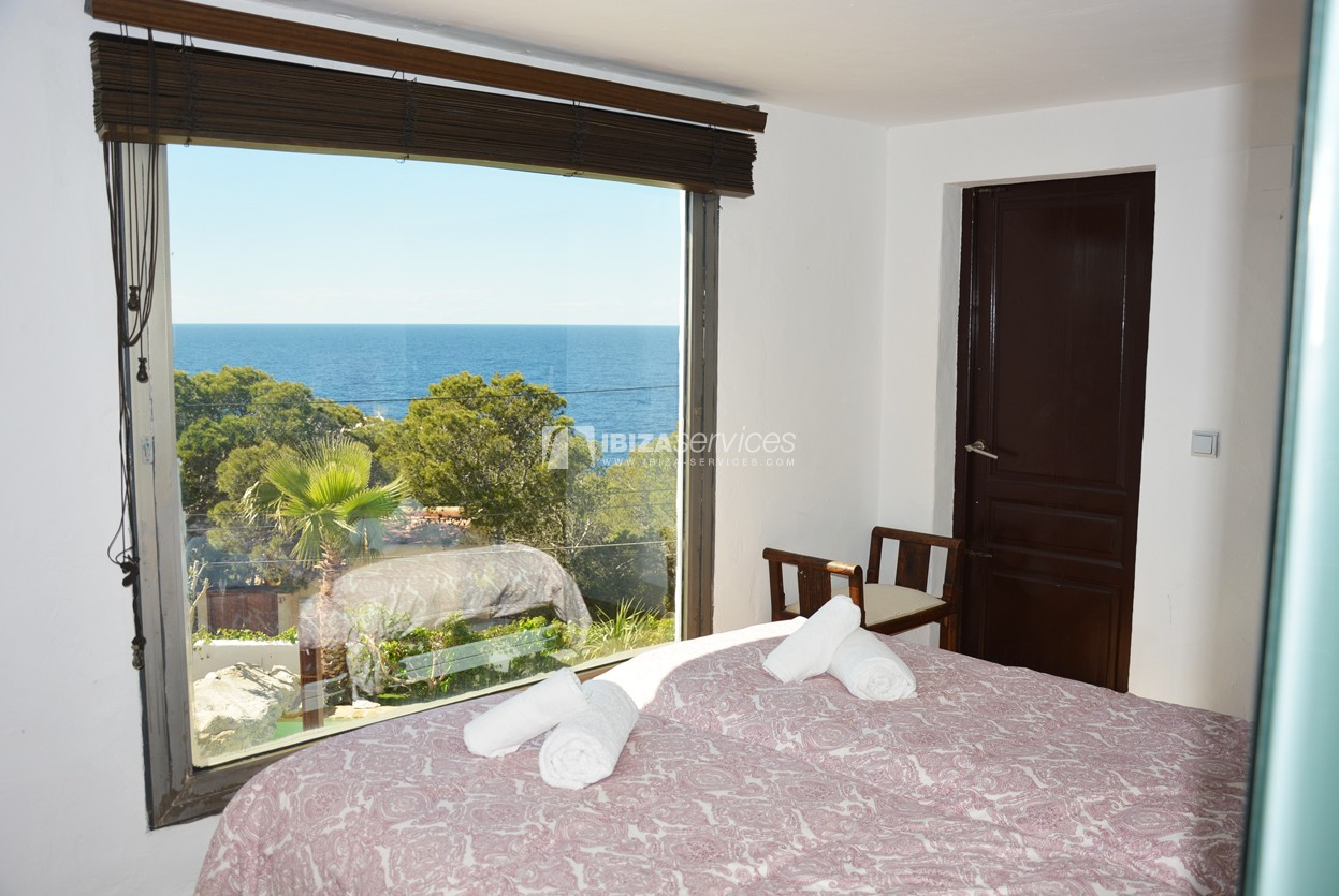 Villa with stunning sea and sunset views near Cala Gracio perspectiva 11