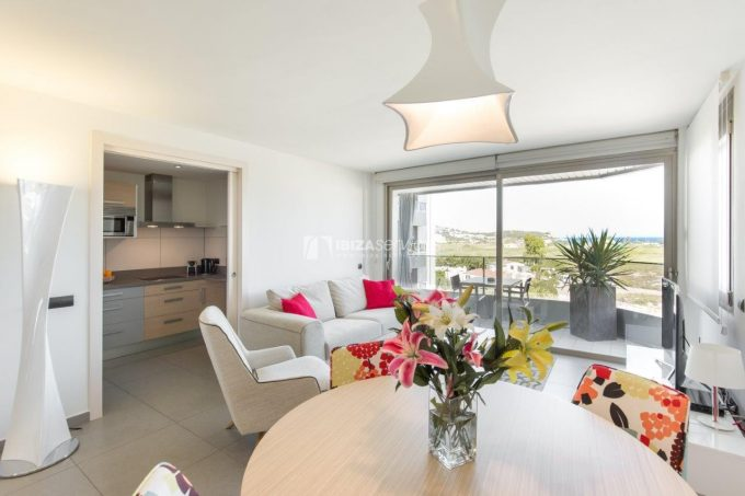 Ibiza apartment rental 6 months of summer