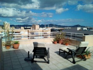 Penthouse with solarium for sale in Can Misses