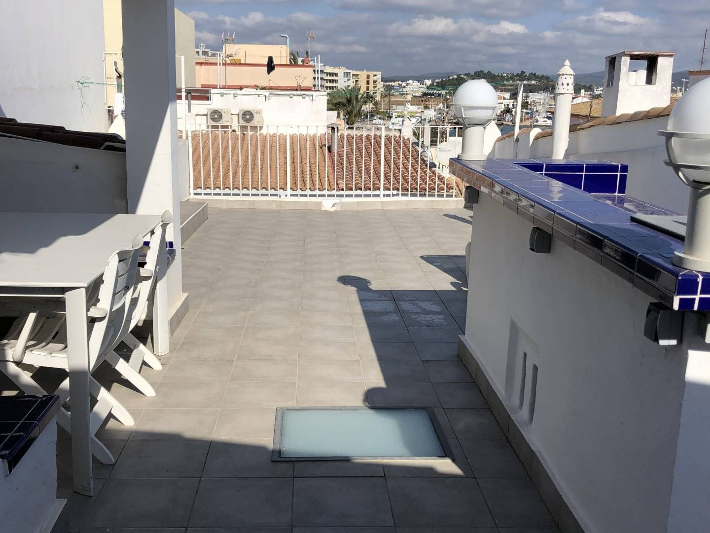 Marina Ibiza, 2 bedroom penthouse for rent