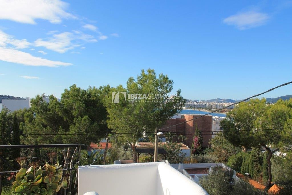 Rent house Ibiza Talamanca for the season perspectiva 4