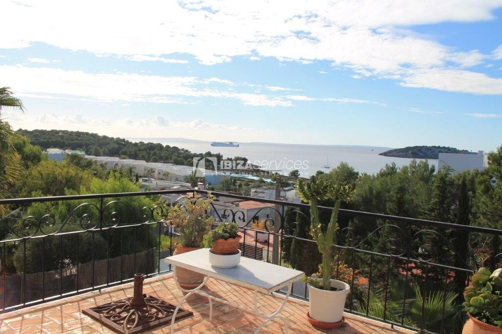 Rent house Ibiza Talamanca for the season perspectiva 5