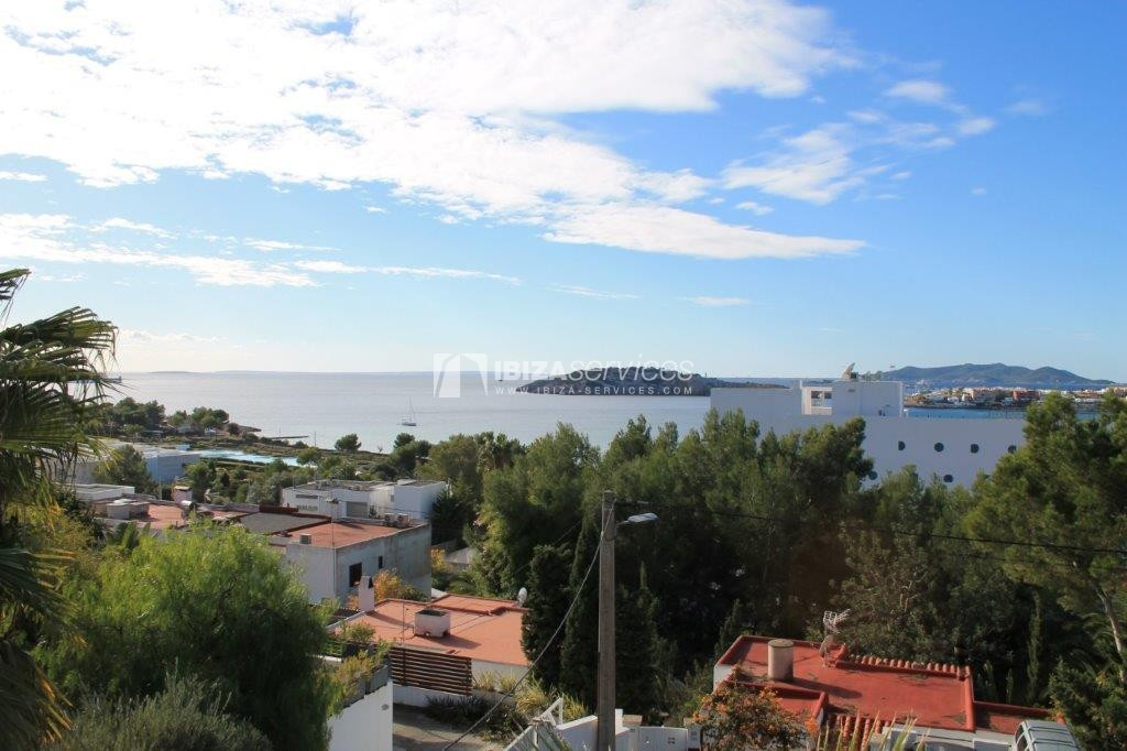 Rent house Ibiza Talamanca for the season perspectiva 3