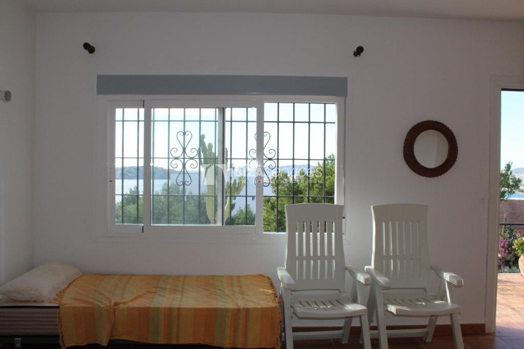Rent house Ibiza Talamanca for the season perspectiva 32