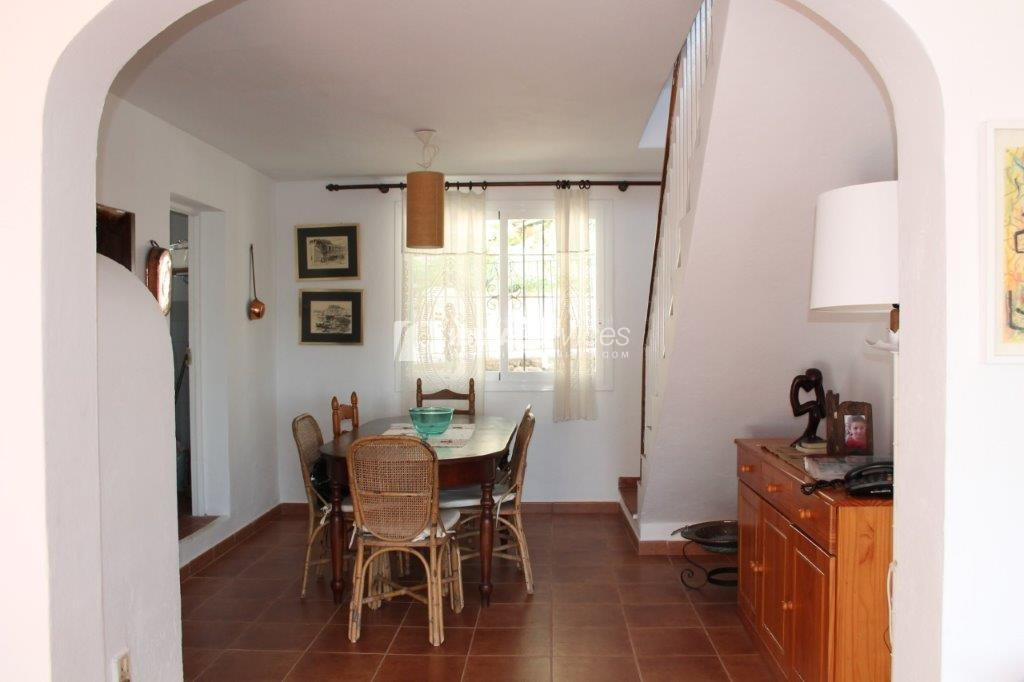Rent house Ibiza Talamanca for the season perspectiva 33