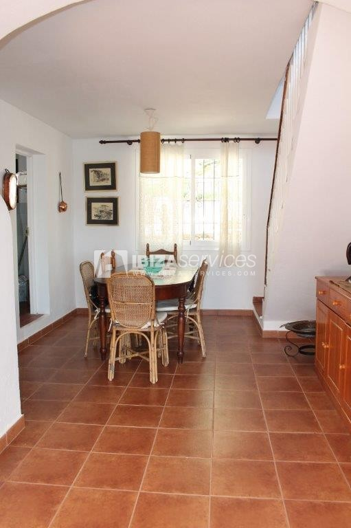 Rent house Ibiza Talamanca for the season perspectiva 11