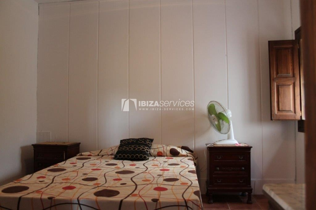 Rent house Ibiza Talamanca for the season perspectiva 18