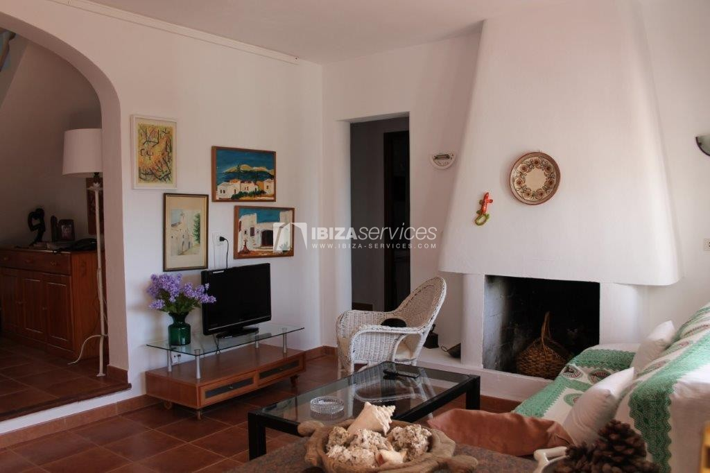 Rent house Ibiza Talamanca for the season perspectiva 24
