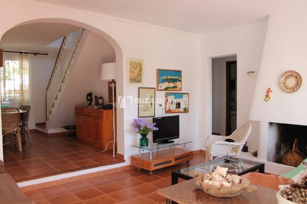 Rent house Ibiza Talamanca for the season perspectiva 25