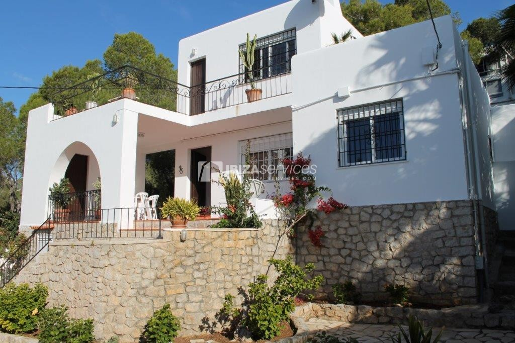 Rent house Ibiza Talamanca for the season perspectiva 23