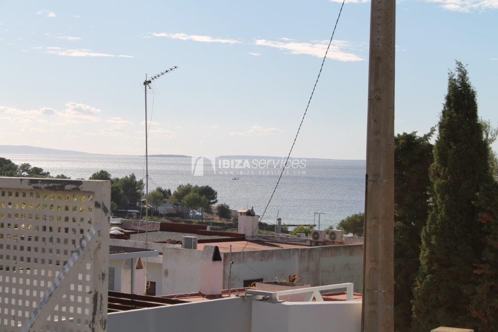 Rent house Ibiza Talamanca for the season perspectiva 27