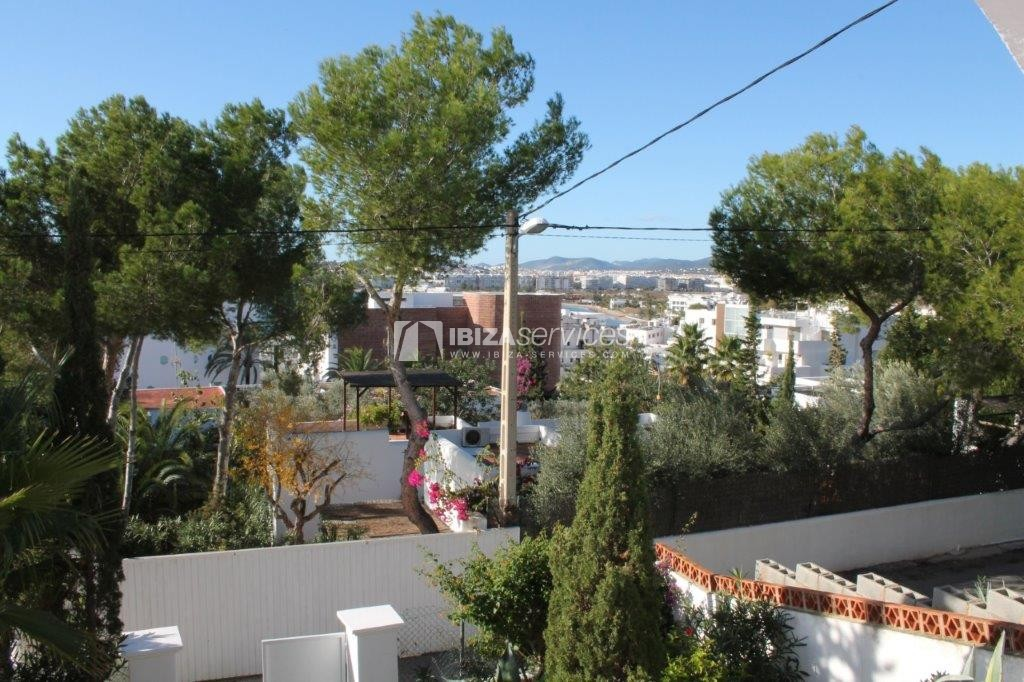 Rent house Ibiza Talamanca for the season perspectiva 26