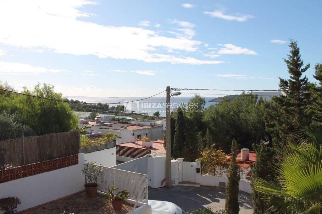 Rent house Ibiza Talamanca for the season perspectiva 2