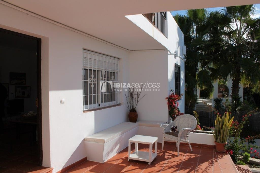 Rent house Ibiza Talamanca for the season perspectiva 28