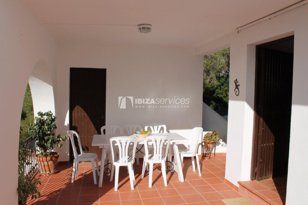 Rent house Ibiza Talamanca for the season perspectiva 29