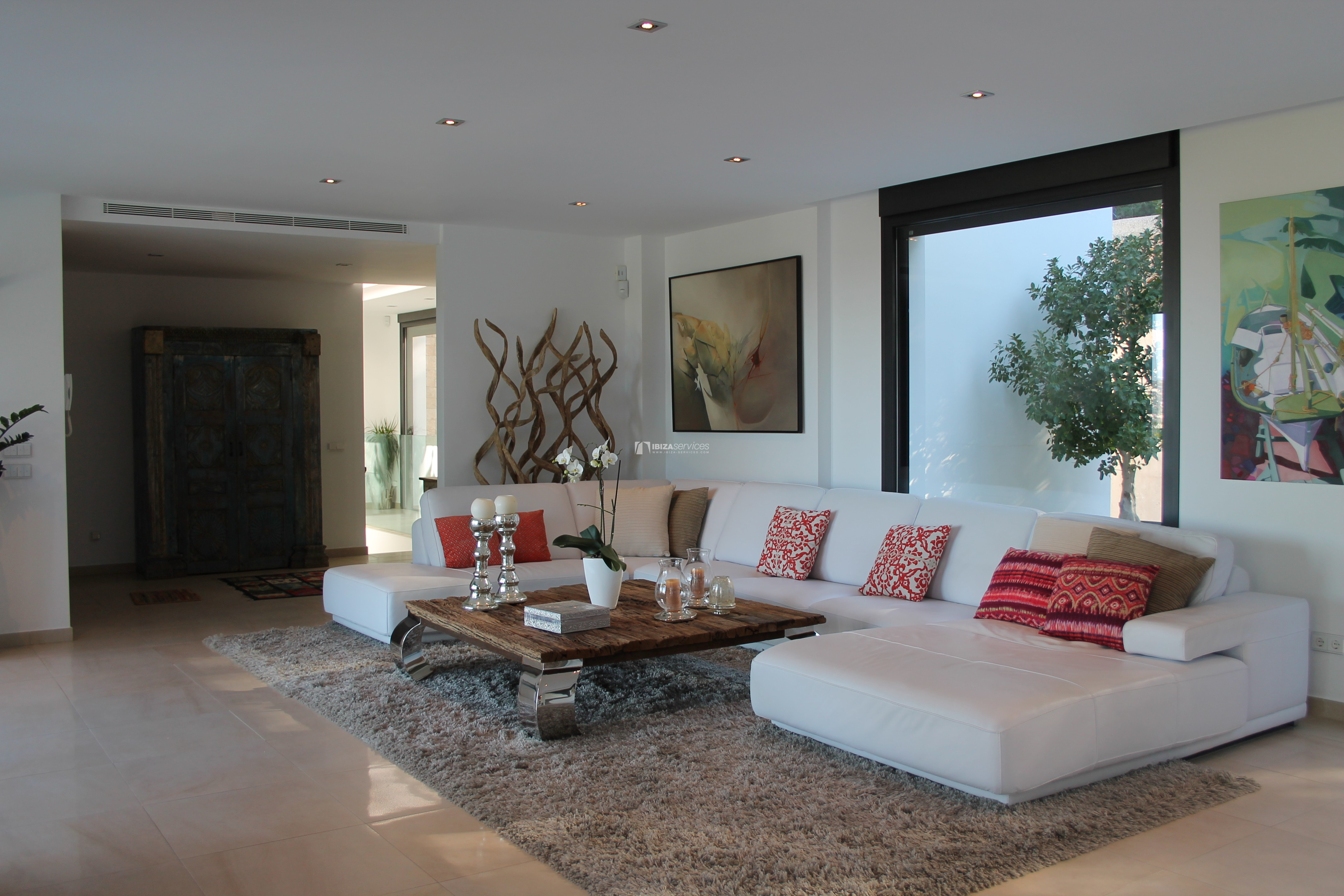 Modern decorated Villa great views Sant Augustin perspectiva 10