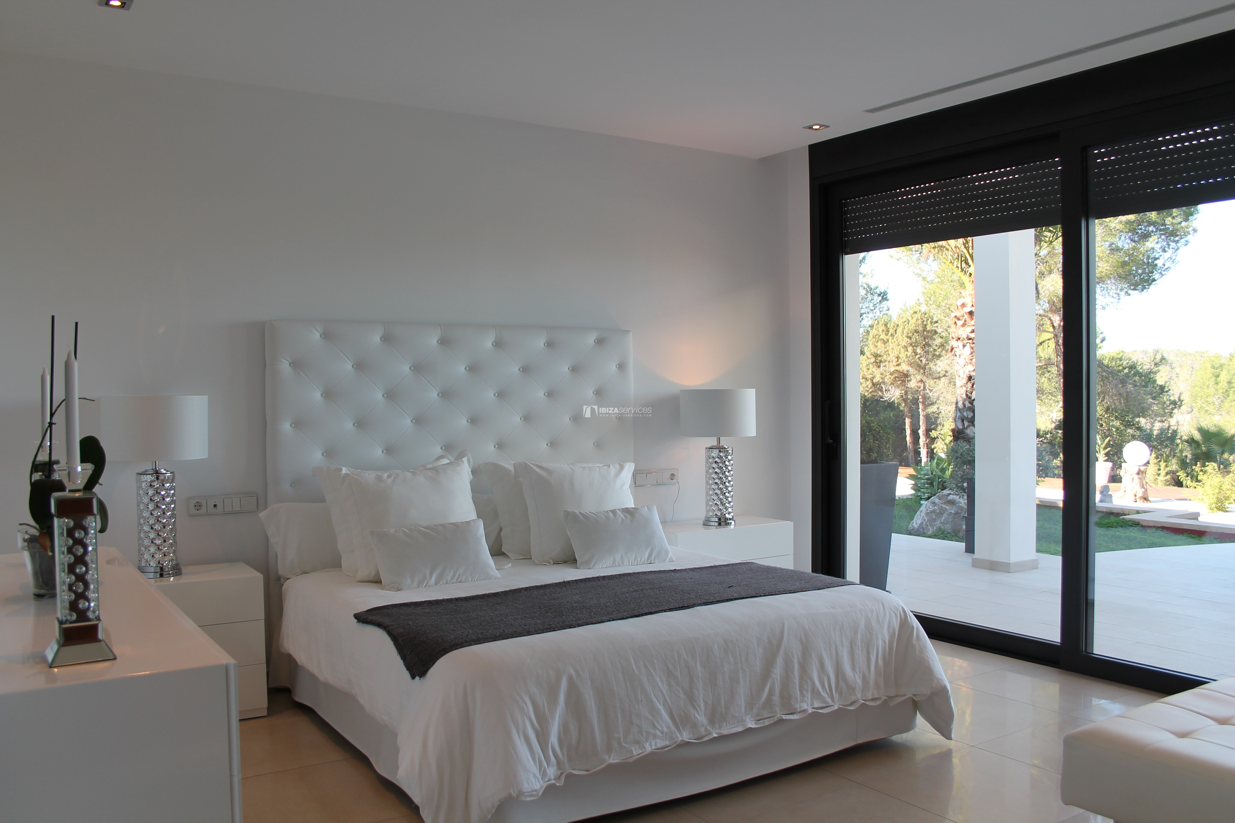 Modern decorated Villa great views Sant Augustin perspectiva 14