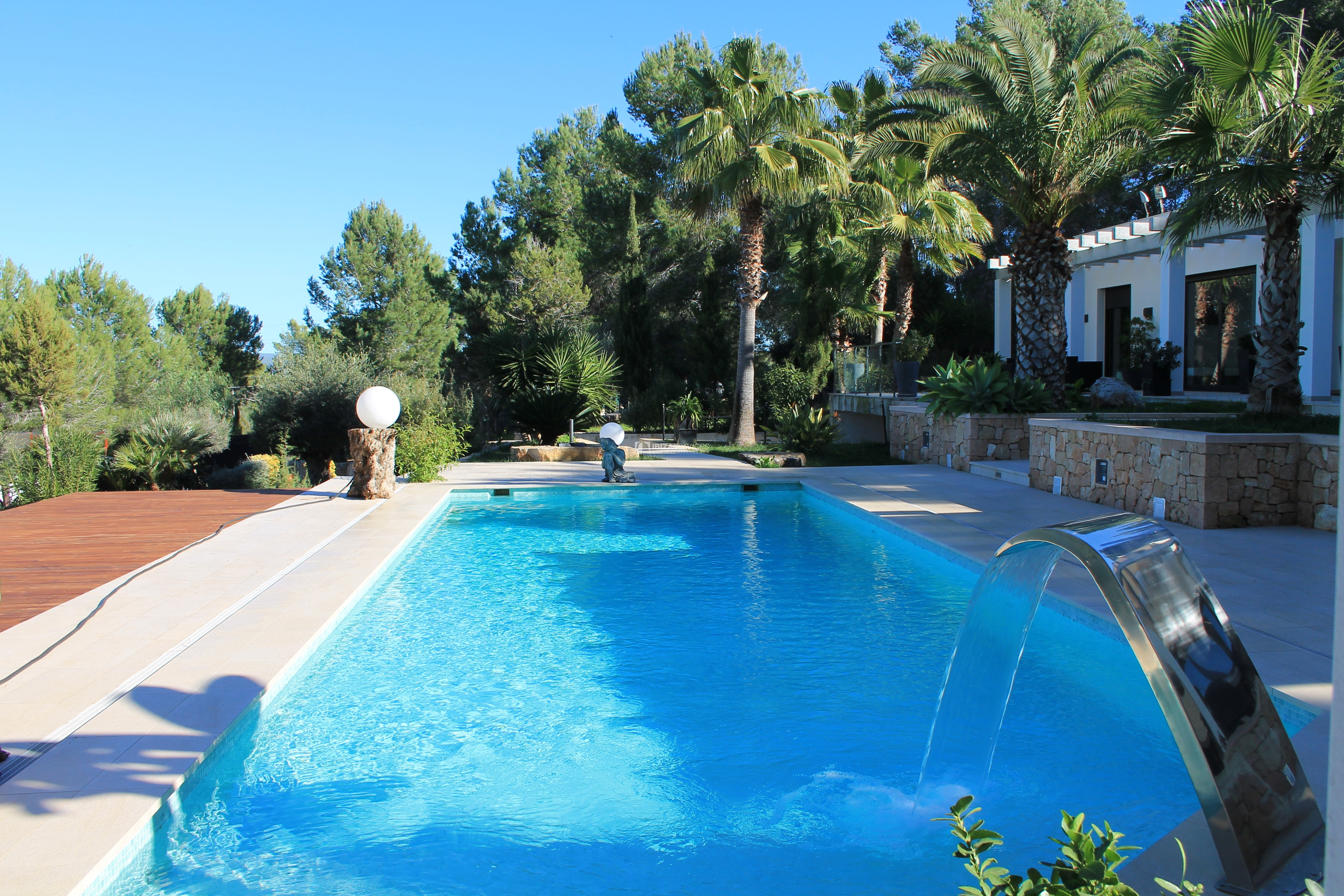 Modern decorated Villa great views Sant Augustin perspectiva 32