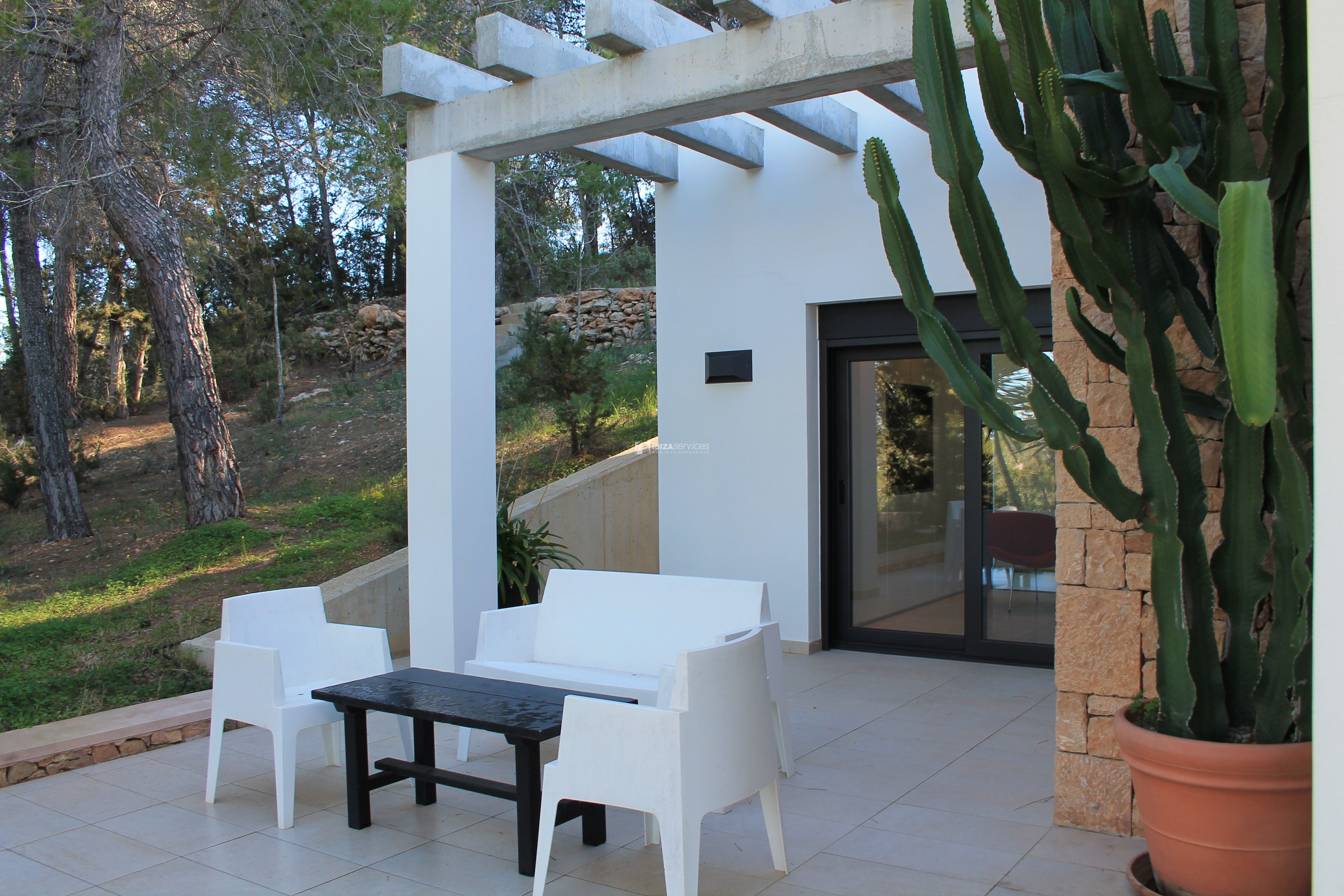 Modern decorated Villa great views Sant Augustin perspectiva 37