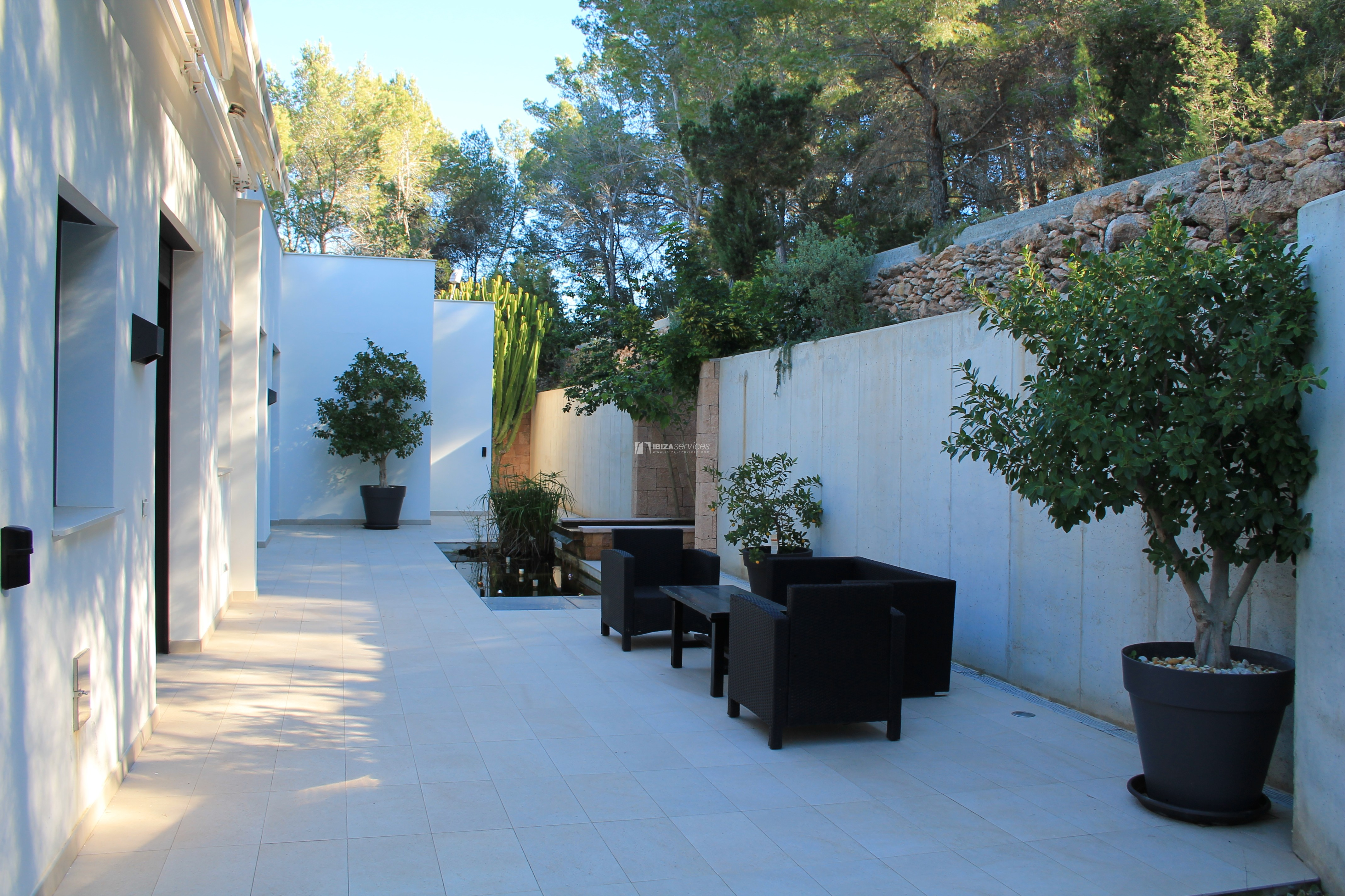Modern decorated Villa great views Sant Augustin perspectiva 22