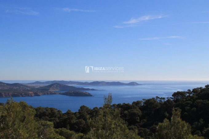 Es cubells breathtaking view 250 sqm villa for sale