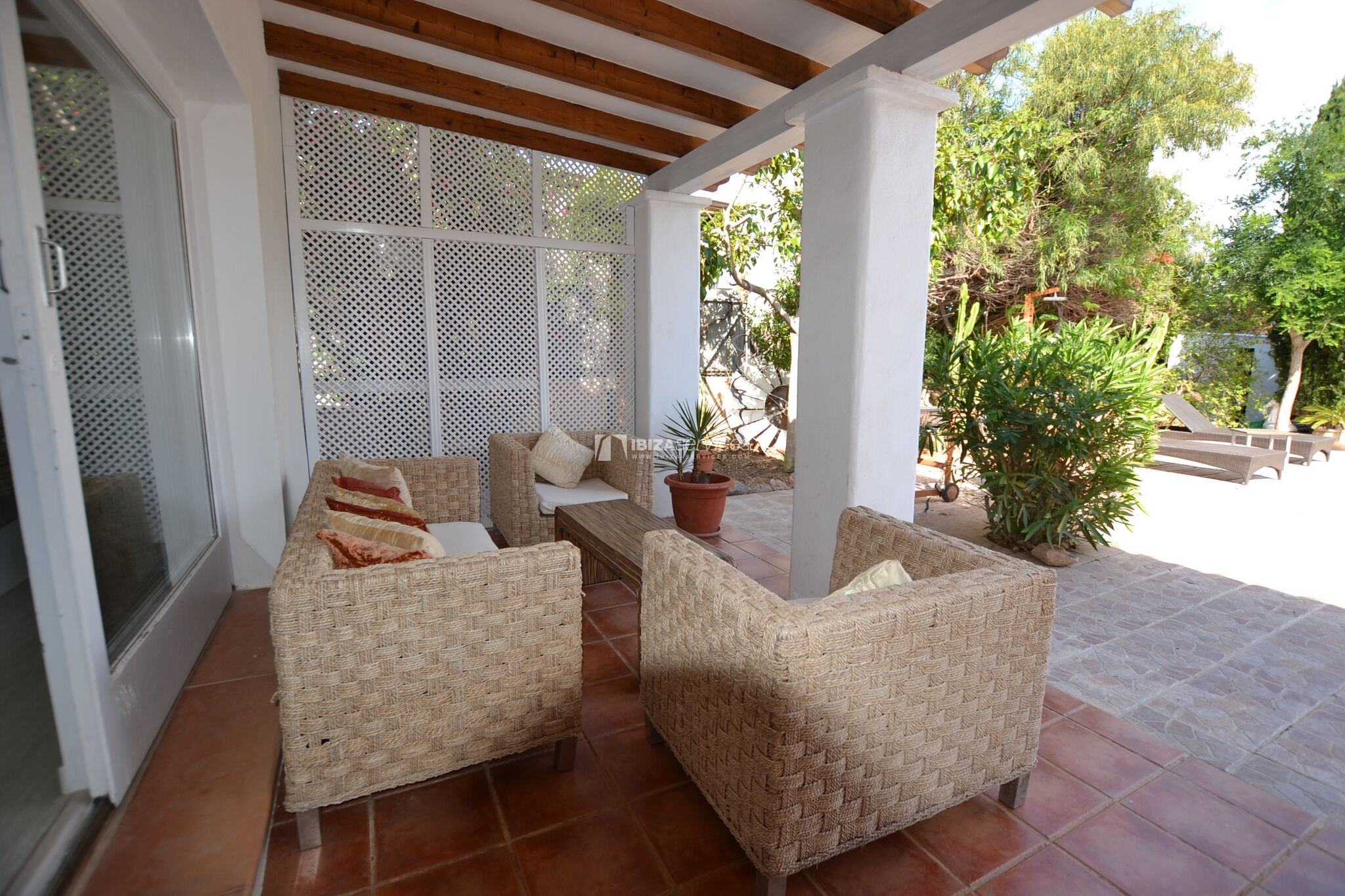 Charming house weekly rental San jordi perspectiva 12