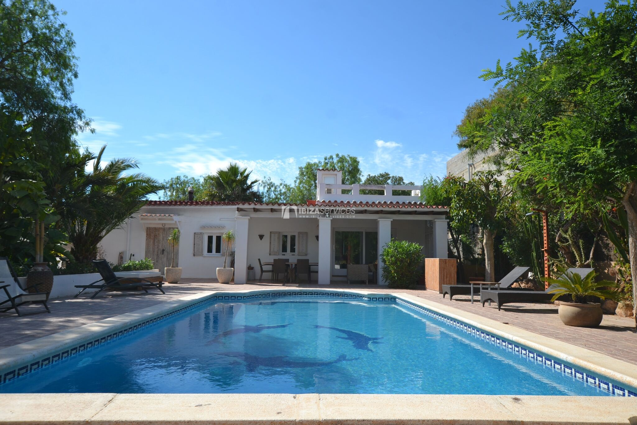Charming house weekly rental San jordi