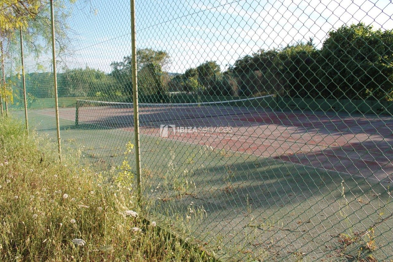 House for rent with tennis court in Sant Rafael perspectiva 6