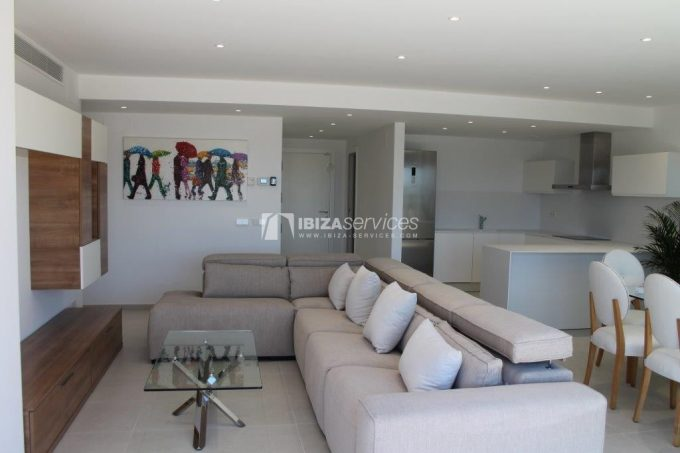Brand new 2 penthouses for yearly rent St.Eulalia