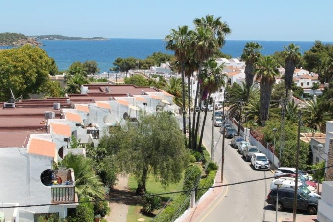 Duplex apartments for anual rent in new promotion St.Eulalia