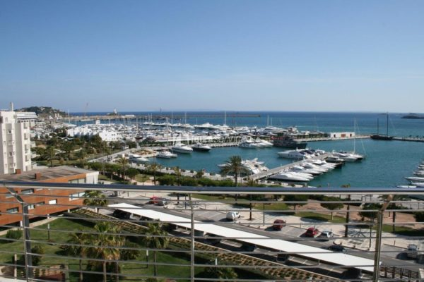 Buy Ibiza 4 bedroom Penthouse apartment  front line