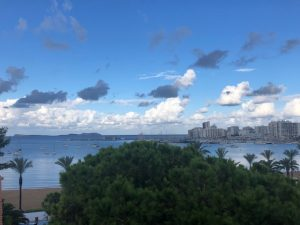 Apartment for sale St.Antonio bay with sea views