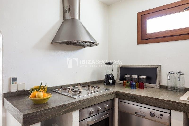 Season rental Talamanca 3 bedroom house for rent perspectiva 29