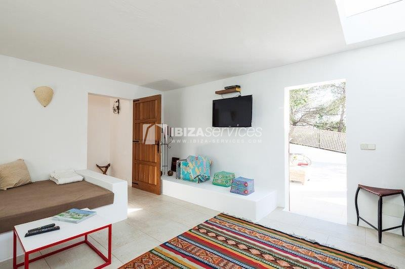 Season rental Talamanca 3 bedroom house for rent perspectiva 35
