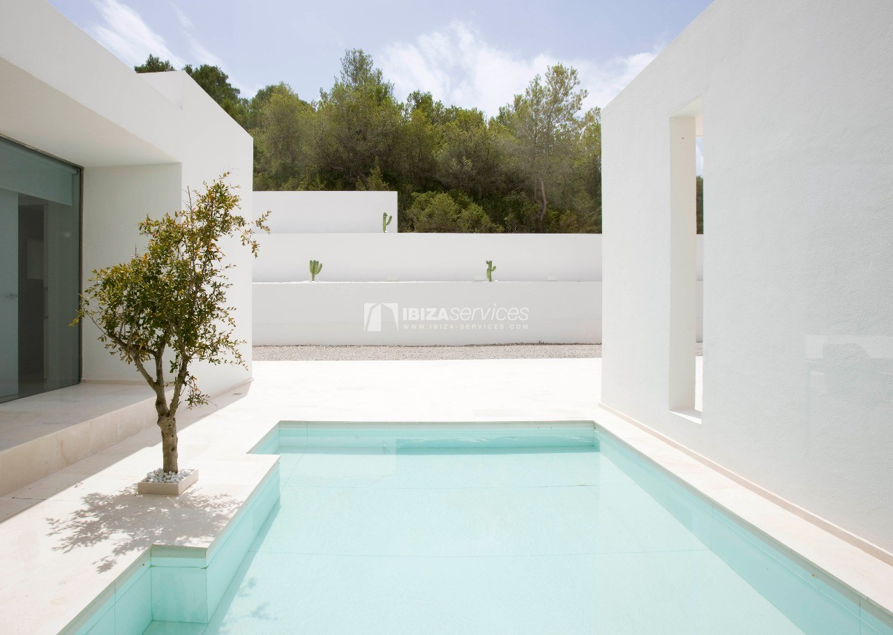 Luxury 8 bedrooms Ibiza villa Elisabeth to rent perspectiva 16